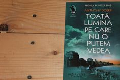 Anthony Doerr, Cover, Books, Libros, Book, Book Illustrations, Libri