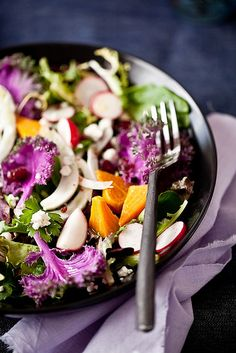 colorful salad #food #meals #delicious #eat