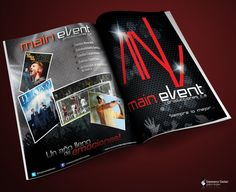 Main Event - aviso revista