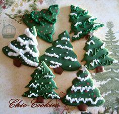 Chic-Cookies: Navidad