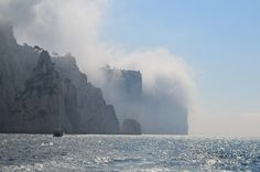 Calanques Cassis & Incoming Fog | Unique Provence Flickr - Photo Sharing!