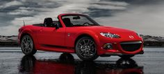 2015 Mazda MX-5 Miata roadster - soft top