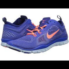 d1d6d75e055b2 Nike Free 5.0 Tr 4 Marine And Orange Running Shoes Nike Shoes Cheap