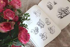 sketchbook, bambi, sketchbook bambi, disney, book, livre, pixietubeuse, review, collection