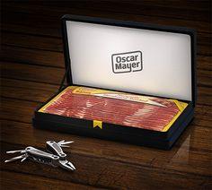 Oscar Mayer Bacon Box