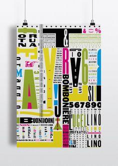 Type Poster Type