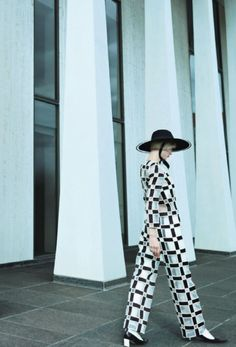 Aymeline Valade By Emma Summerton For Vogue Japan | Fashion Photography | Editorial