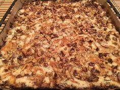 Prajitura lenesului – Sa Gatim cu Gina Macaroni And Cheese, Caramel, Deserts, Cooking Recipes, Ethnic Recipes, Food, Pizza, Recipes, Yummy Cakes
