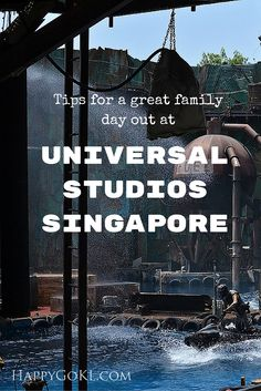 Visiting Universal Studios Singapore? Read our tips to make most of your day!