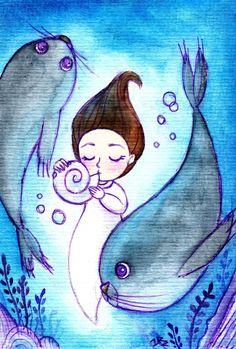 Song of the sea by zarielcharoitite.deviantart.com on @DeviantArt