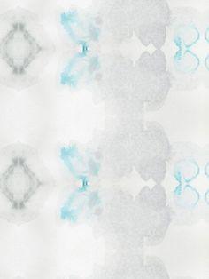 Icelandic Mist Sea Green - PRIMA Wallpaper by Eskayel