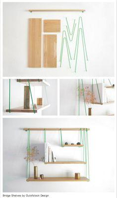 DIY pratileira