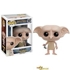 The Series 2 of the Harry Potter Series Pop Vinyls (Want: Dobby, Hermoine, Ron, Sirius)