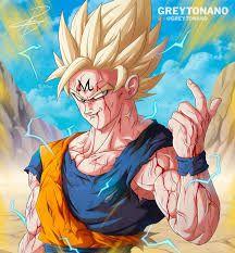 majin goku - Google Search Dragon Ball Z, Dragon Ball Image, Majin Goku, Female Goku, Goku Manga, Goku Pics, Broly Movie, Illustrations, Deviantart