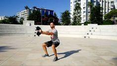 via Niko Ramos ・・・ // Thursday WORK! ⚡ // Grab a pair of Sandbells by Hyperwear or Weight Plates for this Circuit Workout. FORMAT: 8 exercises, 3 sets, 12-15 reps. #hyperwear #sandbells #sandbell