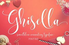 Ghisella by Byuly Ayika on @creativemarket