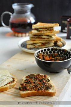 Croque-monsieur al parmigiano