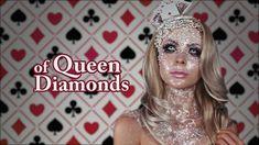 Queen of Diamonds - Makeup Tutorial