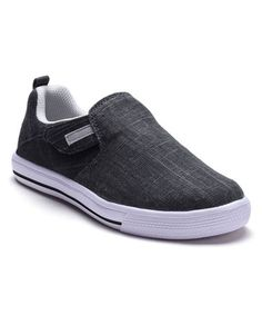 Love this Gray Slip-On Sneaker on #zulily! #zulilyfinds