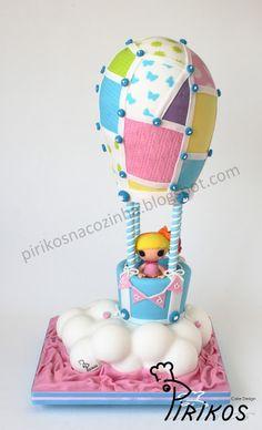Lalaloopsy Cake https://www.facebook.com/Pirikos