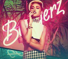 BANGERZ = BAD ASS ALBUM #mileycyrus #gobuyit