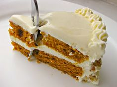 Best Food Recipes: Apple Spice Cake with Cream Cheese Icing