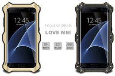Love Mei MK2 Samsung Galaxy S7 Edge Protective Case
