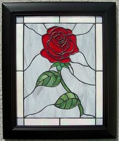 Stained Glass Art Patterns | it's hanging in the picture below.