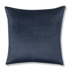 Velvet Pillow Cover featuring polyvore, home, home decor, throw pillows, velvet accent pillows, williams-sonoma and velvet throw pillows