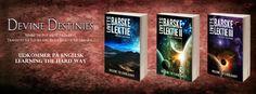 Divine Destinies udgiver serien på Engelsk