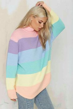 We might have outgrown coloring, but this UNIF sweater is most ...