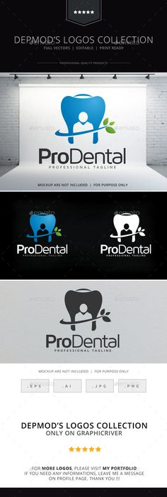 Pro Dental Logo