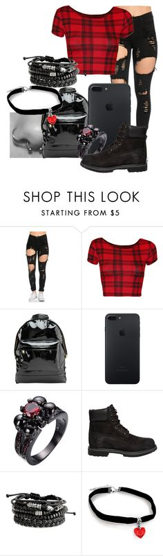 """""""🚫✖🚫✖🚫✖🚫"""" by kitty-ma ❤ liked on Polyvore featuring WearAll, Mi-Pac and Timberland"""