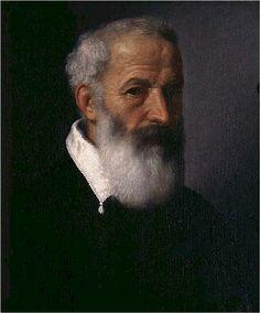 Venetian Province of Bergamo, The Republic of Venice Giovanni Battista Moroni, c1570: Portrait of an Old Man