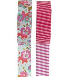 """HEMA – en ligne – des prix toujours étonnament bas!  Lot de 2 rouleaux de ruban adhésif papier type """"washi"""" - 2.50€"""