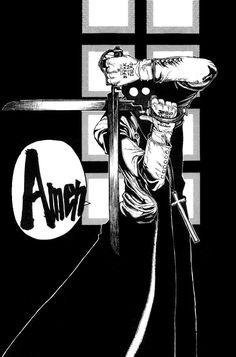 Père Anderson - Hellsing #AMEN