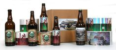 Weber prints high-quality pressure-sensitive beer labels.