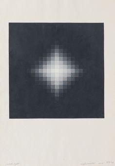 Herbert Bayer, White light, 1970