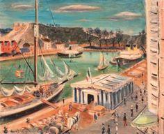 Gerard Hordijk - Port De Cherbourg