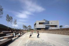 Gallery of Youth Community Center / META-Project - 1