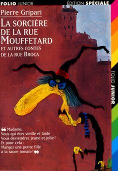 Image result for sorciere rue mouffetard