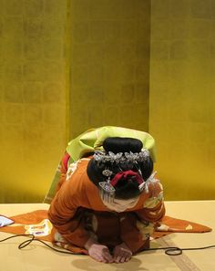 File:Kneeling Umeyae with ofuku.jpg