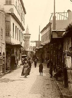 Damascus. Straight Street