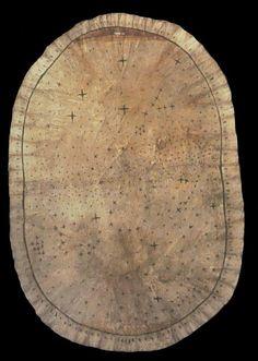 treebystream:  Pawnee American Indian star map