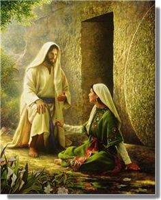 """He is Risen"" by Greg Olsen"