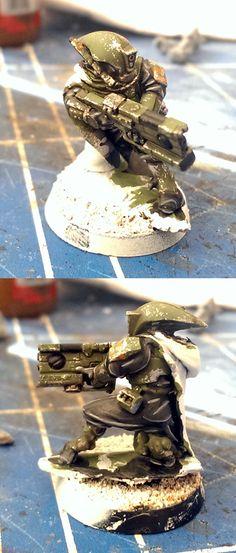 Tau Drop Troops - Page 21