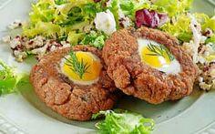 Na zdravú nôtu: Ovsené karbonátky so syrom a s vajíčkom