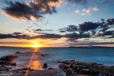 A long exposure sunset!