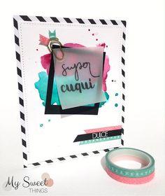 My Sweet Things: SCRAPLIFTDÚO | Súper cuqui & Peerless