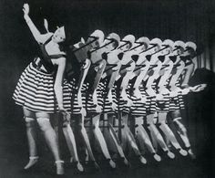 Grit and Ina van Elben's dancing-machine at the Tingel-Tangel Theatre, 1931 From…